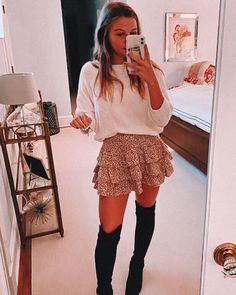 how to style outfits Cute Summer Outfits, Cute Casual Outfits, Spring Outfits, Casual Summer, Teen Fashion Outfits, Girly Outfits, Fashion Dresses, Beauty And Fashion, Curvy Fashion