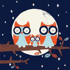 Night Owls by Monster Riot, via Flickr