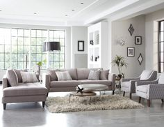 jonathan louis furniture maybe a sofa bumper chaisesofa instead of sectional