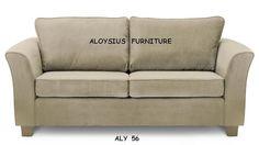 Sofa Minimalis untuk Kafe Aloysius Surabaya