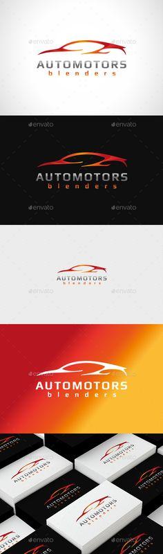 Automotors -Logo Template