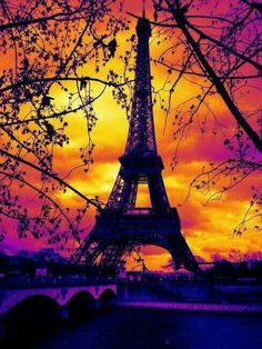 "If the Tour Eiffel is the sign of Paris, the Cathédrale de Notre-Dame de Paris is its heart. Resting on the banks of the Seine, this magnificent architectural masterpiece is a definite ""must-see"". Beautiful Paris, I Love Paris, Beautiful World, Beautiful Sunset, Paris Amor, Paris Torre Eiffel, France Eiffel Tower, Eiffel Towers, Paris Wallpaper"