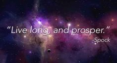 The 15 Greatest Spock Quotes As Motivational Posters