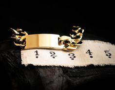 Chain ID Bracelet Uncovet