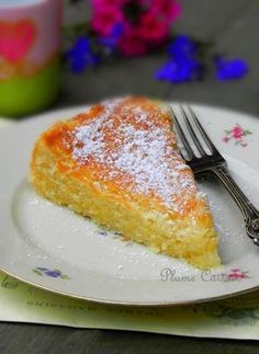 Gâteau au citron très très moelleux #recette #moelleux #citron #facile