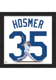 Eric Hosmer Kansas City Royals 20x20 Uniframe Framed Posters