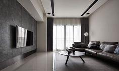 Planes of Greyscale by Ris Interior Design 02 - MyHouseIdea