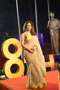 Nayantara at Vijay Awards 2014
