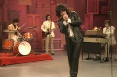 leather pants jim morrison | Jimmy Fallon Impersonates Jim Morrison As Faux Doors Cover 'Reading ...