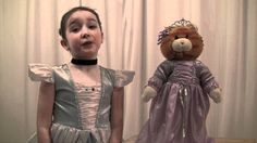 Princess Rosie: Present for Fuzzles: Tiara Up To Something, Buns, Tea Party, Cinderella, Bring It On, Presents, Snow, Princess, Children