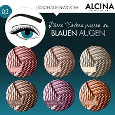 Du suchst nach Lidschatten für blaue Augen? Diese Farben heben deine blaue Augenfarbe hervorragend hervor und bringen sie zur Geltung