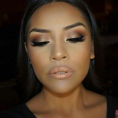 This beauty is wearing our Mineral Lip Shine in Amazing @iheart_sarahiiy  Absolutely perfect ____________________________________________ All #motives products are available for US/CAN at http://ift.tt/19oQHy4 or internationally at Global.Shop.com #motd #motivescosmetics #makeup #beauty #glam #mua