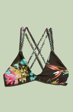 Stone Fox 'Indie' Bikini Top available at #Nordstrom