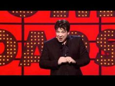 Michael McIntyre on Christmas and Children - Michael McIntyre's Comedy Roadshow Christmas 2011