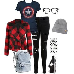 Captain America for President by cristina-unzicker on Polyvore featuring polyvore, fashion, style, Dex, Miss Selfridge, New Balance, H&M, Vince Camuto and Topshop