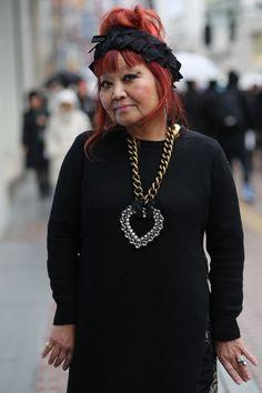 ADVANCED STYLE: Shizuka Komuro