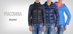 Are you ready for the winter? Check out the Fracomina hottest jackets of the season!www.fracomina.it #fracomina #fracominajackets