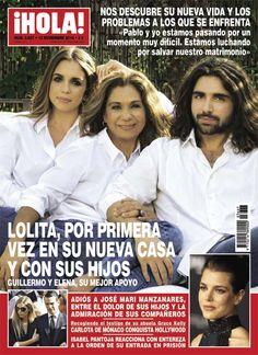Lolita y Pablo Durán atraviesan una grave crisis cuatro años después de casarse: 'Estamos luchando por salvar nuestro matrimonio' #covers