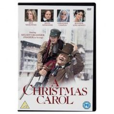 A musical adaptation of Charles Dickens' A Christmas Carol starring Kelsey Grammer (Frasier) as Scrooge. Also starring Jason Alexander, Geraldine chaplin and Jennifer Love-Hewitt Kelsey Grammer, Jennifer Love Hewitt, Christmas Carol, Musicals, Board, Sign, Musical Theatre, Planks