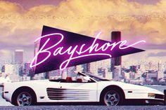 Bayshore by Sam Parrett on @creativemarket