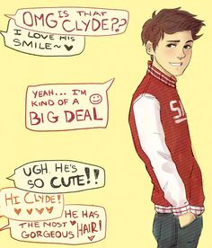 South Park - Clyde | Everyone's Always Fangirling Over Clyde XD
