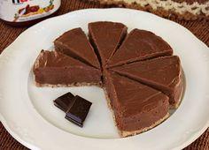 Cocinando en Marte: Nutella Cheesecake {sin horno}