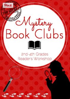Milestone Celebration - FREE FOR LIMITED TIME!!! (Normally $8)  This is my BEST SELLING 15 page unit that perfectly fits a class study of mysteries. It was created for use in mystery book clubs, but is also perfectly suitable to independent or paired reading study of mystery texts.