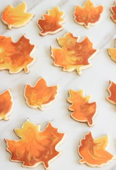 Cookie Flooding decorating technique - make beautiful elegant and fancy iced sugar cookie cutouts! Cookie Flooding decorating technique - make beautiful elegant and fancy iced sugar cookie cutouts! Sugar Cookie Cutout Recipe, Cut Out Cookie Recipe, Iced Sugar Cookies, Cut Out Cookies, No Bake Cookies, Cookie Recipes, Drop Cookies, Cookie Ideas, Thanksgiving Cookies