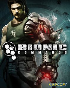 Bionic Commando: A game where a guy with a metal arm gets to got kick people in the face. The game is really really repetitive, but the voice acting, character design, and the music make this game amazing for me. I've always wanted to cut my arm off and buy a robot there, and here is my dream and I can simulate my dream through this. This is my rainy day game, and I always have fun playing it.