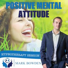 Negative thinking doesn't come from your conscious mind; it originates in your subconscious so you can't just 'think it away'. Condition your thinking and your attitude to be more positive and upbeat; hypnotism is the natural and effective way to a positive mental attitude which can help you to achieve real happiness in your life. Mark Bowden's hypnosis downloads will tackle the negative subconscious messages