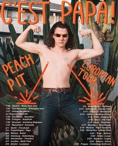 Peach Pit 2018 Peach Pit, Sound Of Music, Leeds, Pretty Boys, Rock N Roll, Manchester, Indie, Poses, Music Posters