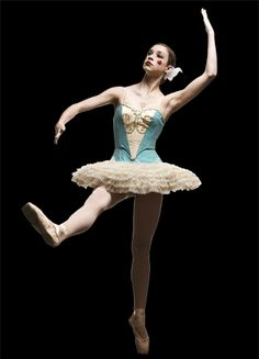 Coppelia. The fact that her foot isn't pointed is killing me slowly and painfully....
