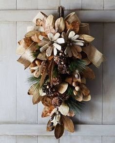 Pretty Wall Or Hanging Wreath....