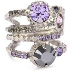 Sorrelli shades of purple