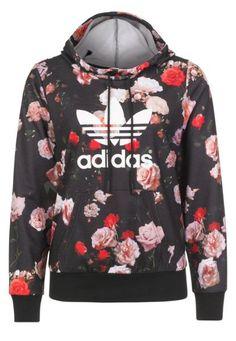 8b7842646c moletons femininos Adidas floral Moletom Adidas Floral