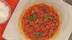 La ricetta della torta di patate di Luca Montersino per La prova del cuoco