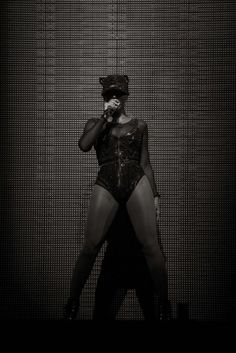 Beyonce The Mrs Carter Show Tour In Monterrey, Mexico Sept 2013