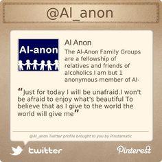 Al_anon on twitter