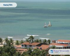 Assistir ao pôr do sol em uma das muitas praias da capital do Rio Grande do Norte é uma das atividades mais românticas que o nordeste brasileiro pode oferecer.