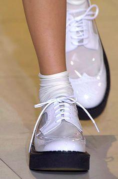Comme Des Garcons...love these shoes!