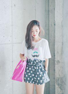 Love this korean style.