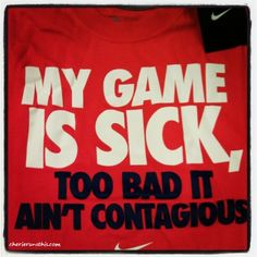 My game is sick; too bad it isn't contagious ;/