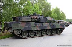 Leopard 2A7, Bundeswehr