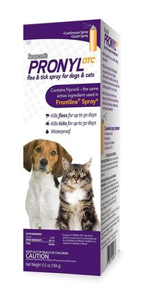 Sergeant's Pet Care Products Pronyl OTC Flea and Tick Spray, Dog/Cat *** You can find more details by visiting the image link.