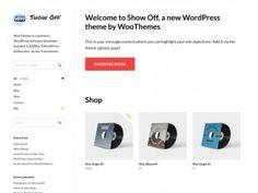 WooThemes Premium WordPress Theme