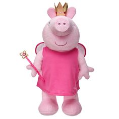Peppa Pig Fairy Costume 3 pc. | Build-A-Bear