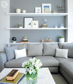 House tour: Cozy neutral condo - Style At Home