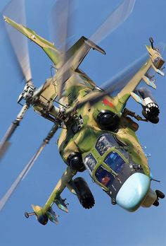 """"""" Alligator """" (product """" """", on the codification of nato - hokum b) is a Russian new generation helicopter strike helicopter. Russian Military Aircraft, Military Helicopter, Russian Fighter Jets, Special Forces Gear, Enduro Motorcycle, Attack Helicopter, Russian Air Force, Spaceship Design, Military Equipment"""