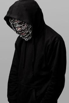 Sean Mundy - Untitled, 2016 #unmaskyourself