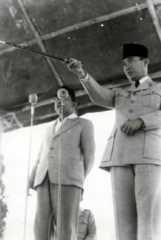 The Founding Father Soekarno